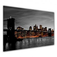 Tablou canvas Brooklyn Bridge New York USA America model BM1P6722-2
