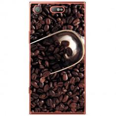 Husa Coffee Beans Sony Xperia Xz1 Compact