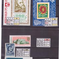 Bulgaria - lot timbre neuzate