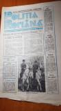 ziarul politia romana 10 mai 1990