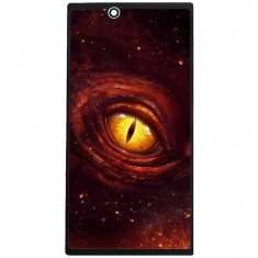 Husa Dragon Eye Sony Xperia Z C6602 C6603 - Husa Telefon