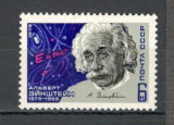 U.R.S.S.1979 100 ani nastere A.Einstein-fizician PREMIUL NOBEL  CU.971