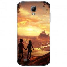 Husa Child Love Fairy Tail Background SAMSUNG Galaxy S4 Active