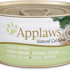 Applaws Junior Carne de Pui 70g - Hrana pisici