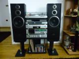Linie  audio sony argintie