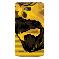 Husa Breaking Bad Yellow LG L80 - Husa Telefon