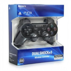 Maneta PS3 SONY Wireless (Sigilate) / Joystick Controller Telecomanda Consola