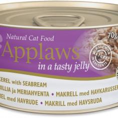 Applaws Macrou cu Dorad? în Aspic 70g - Hrana pisici