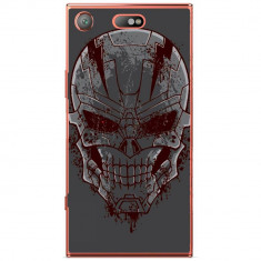 Husa Big Skull Sony Xperia Xz1 Compact