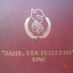 1985  Album ( Lindner System )  -  Jahr des Friedens  +++VEZI FOTO+++