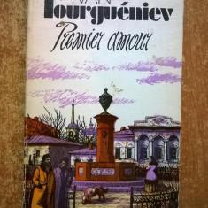Ivan Tourgueniev - Premier amour
