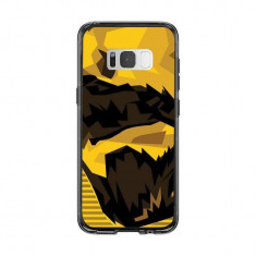 Husa Breaking Bad Yellow SAMSUNG Galaxy S8 - Husa Telefon