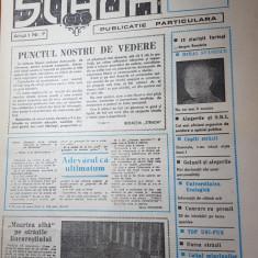 Ziarul strada anul 1,nr. 7  mai 1990