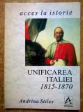 Andrina Stiles – Unificarea Italiei 1815-70