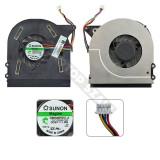 Ventilator Packardbell MX45 MX65 Asus X51 X58 13.V1.B2495.F Livrare gratuita!