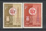 Vietnam de Sud.1965 100 ani UIT  SV.308, Nestampilat