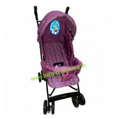 Carucior sport Baby Care SA7-Fucsia