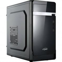 Carcasa Spire Tricer 1412 fara sursa Black - Carcasa PC
