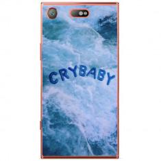 Husa Crybaby Girl Sony Xperia Xz1 Compact