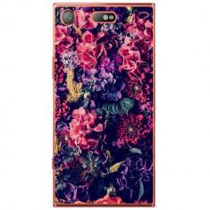 Husa Gorgeous Flowers Sony Xperia Xz1 Compact