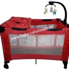 Patut- tarc nou născut 2 in 1 Baby Care FMAT