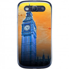 Husa Aesthetic London Samsung Galaxy S3 Neo I9301 S3 I9300