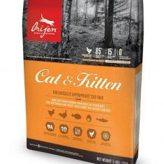 Orijen Mâncare Pisici Adulte ?i Junior 5.4 Kg - Hrana pisici