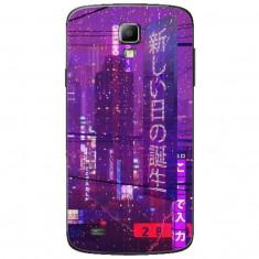 Husa Cyberpunk SAMSUNG Galaxy S4 Active - Husa Telefon