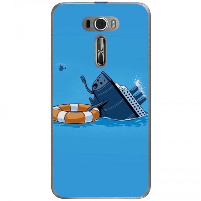 Husa Drowning Asus Zenfone 2 Laser Ze601kl
