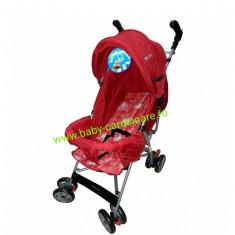 Carucior sport Baby Care SA7-Rosu