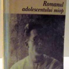 ROMANUL ADOLESCENTULUI MIOP, 2003