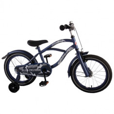 Bicicleta cu Roti Ajutatoare Blue Cruiser 16 inch - Bicicleta copii