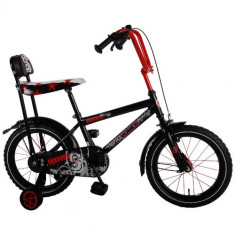 Bicicleta cu Roti Ajutatoare Chopper 16 inch - Bicicleta copii