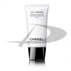 Chanel CC Cream SPF 50 Beige - Fond de ten