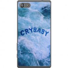 Husa Crybaby Girl Sony Xperia Z5 Compact - Husa Telefon