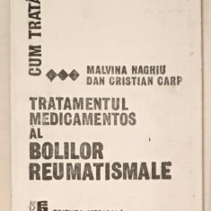 Tratamentul medicamentos al bolilor reumatismale 1989