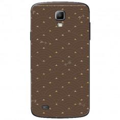 Husa Gold Pattern SAMSUNG Galaxy S4 Active - Husa Telefon