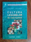Cultura legumelor de vara-toamna - Victor Popescu / R5P1S