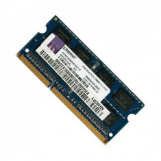 Memorie laptop Kingston 4GB PC3-12800 DDR3 1600MHz bulk - Memorie RAM laptop