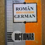 E. Savin, s.a. - Dictionar roman-german
