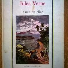 Jules Verne – Insula cu elice {Col. Jules Verne}