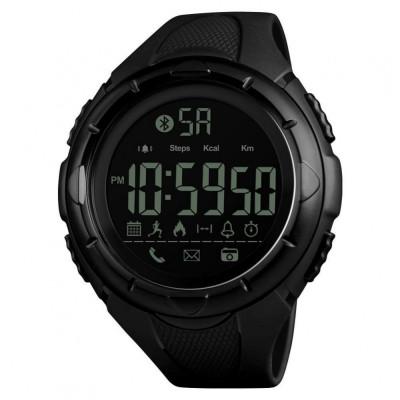 Ceas Skmei digital alarma cronometru waterproof 50M inot Bluetooth Pedometer foto