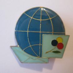 Insigna pionier membru al cercului prieteniei, Romania de la 1950