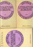E.Lovinescu - Istoria literaturii romane contemporane