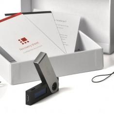 Ledger Nano S Hardware Wallet Bitcoin Etherum Litecoin Noi Sigilate