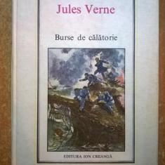 Jules Verne – Burse de calatorie {Col. Jules Verne}