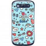 Husa Childish Background Samsung Galaxy S3 Neo I9301 S3 I9300