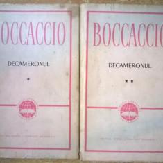 Giovanni Boccaccio – Decameronul {2 volume} - Roman