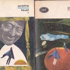 GOETHE - FAUST ( 2 VOL ) ( BPT 144-145 ) - Carte Teatru