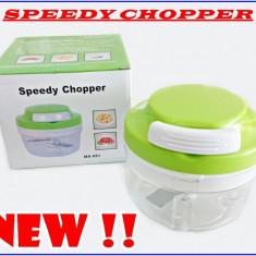 Tocator pentru legume Manual Speedy Chopper!Foarte practic!